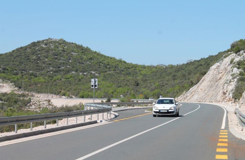 Radovi u toku: Pogledajte kako izgleda cesta Stolac - Neum